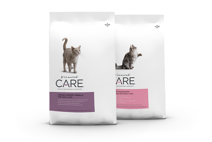 Diamond CARE for Cats