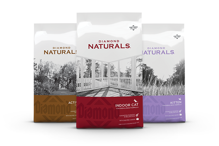 Diamond Naturals for Cats